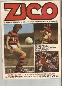 Revista Zico de 1976