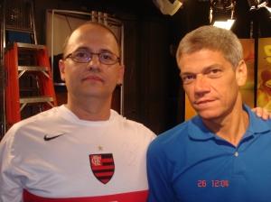 Flacó e Roberto Assaf